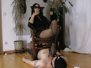 Smoking Hot Asian Mistress