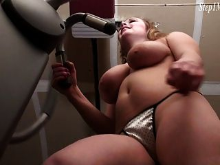 Big Breast Casting