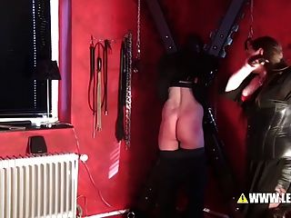 Lady Tara: Ass Whipping!