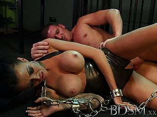 Bdsm Xxx Feisty Slave Girls Learn The Hard Way From Masters