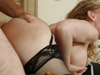 Nina Hartley - Sexy Mommy In Stockings