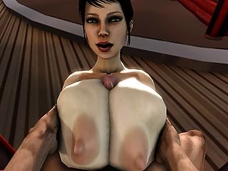 2 busty ladies tittyfucked amp facialed 10
