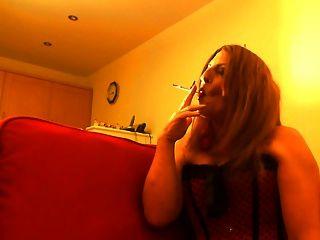 Sexy Bitch Smoking