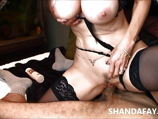 Canadian Anal Double Massage! Shanda Fay!