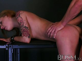 Bdsm Xxx Teen Sub Girls Innocent Face Drips With Masters Hot