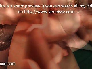 Veneisse Lesbian Deep Double Fisting