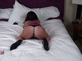 Annabelle Likes Full Contact Sex