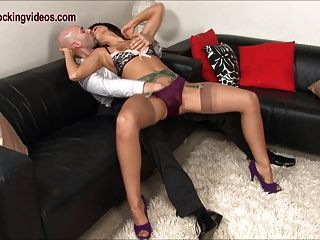 Lap Dance Panty Blow Job