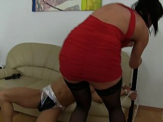 Deviously Tricked By The Lustful And Divine-dominatrix Lara