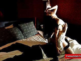 Paradise Films Samantha Bentley Snorting Cum