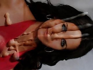 Courtney Cox Gets Blasted With Cum On Her Face! A Tribute!