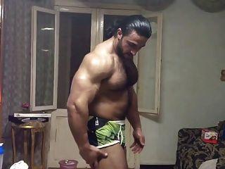 Hot Hairy Arab Muscle