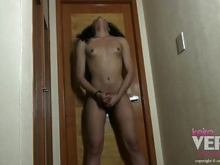 Keira Verga By The Door