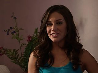 Lesbian Masseuse With Gracie Glam And Megan Salinas