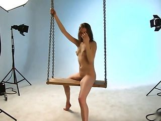 Nixie and cupcake the catgirls getting naughty at photoshoot - 2 10