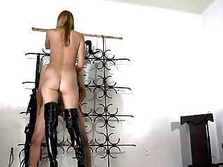 Boots Ballbusting 2