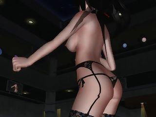 Mmd - Date A Live! Kurumi Tokisaki Dance