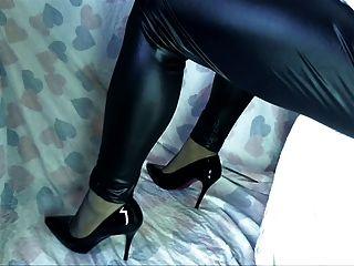 Heels&leggins