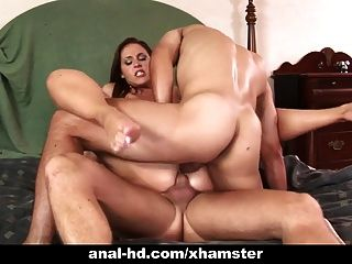 Hot hitchhiker angelica heart gets it anal at saboom 5