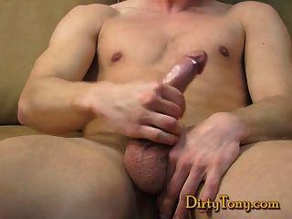 Hot Str8 Blond Stud