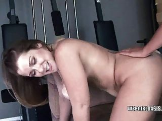 Mina Fucks Mishy With Her Strapon