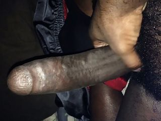 Laying In Bed Horny Playing With My Dick