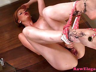Tarra White In Solo Masturbation
