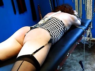 slut chained to dungeon floor tmb