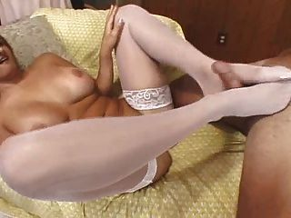 White Stockings Ava