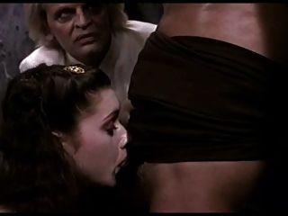 Isabelle Illiers Explicit Scene