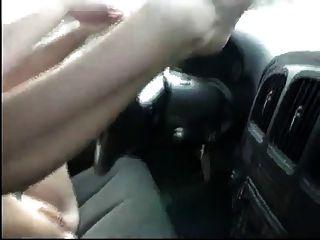 Drive Naked And Masturbate