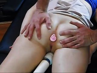 Dad Massaged And Fucked Not His Daughter