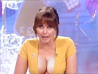 Carol Vorderman Big Tits