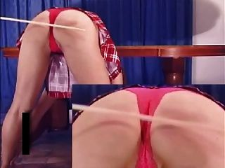 Spread-legged Caning