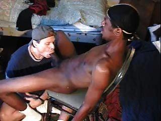 Sucking Big Black Dick
