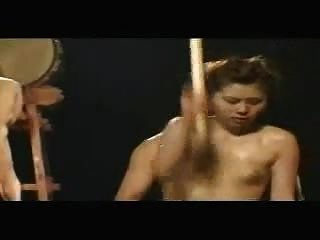 Nude asian drummers clip