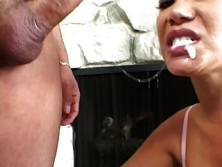 Ava Devine Deepthroating Very Hot