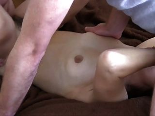 Homemsde threesome mmf 101 - 3 part 6