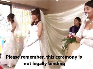 Crazy Japanse Wedding Trailer Real