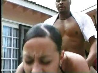 Black Couple Fucking #5