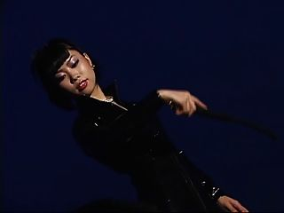 Asian Femdom Whipping