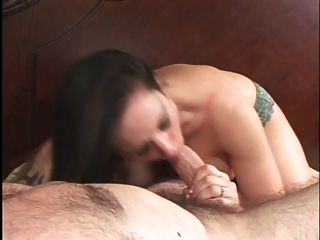 Adding the fourth cum to her face for the night 7