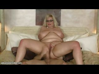 Sexy Big Tit Milf Loves Cock In Her Ass