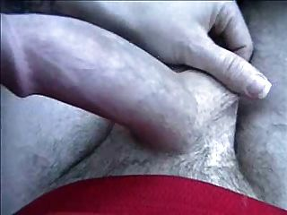Amateur Milf Jerking Cock And Drinking Cum In Her Car