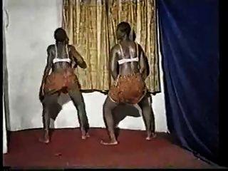 Hot N Wild Africans