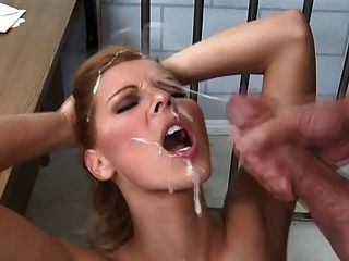 Cindy Hope - Epic Facial (amazing)
