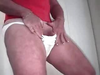 Huge Clit Rub In Panties