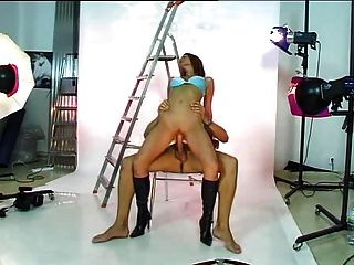 Simony Diamond - Fucked In The Studio
