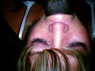 Face Fuckin Balls On Chin Deep Throating Milf