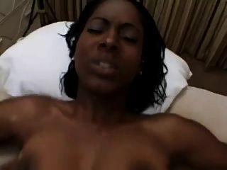 Hot Pov With Ebony Kiwi...usb